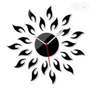 Sunflower 3D Acrylic Wall Clock Mx019-1 | Home Accessories for sale in Alimosho