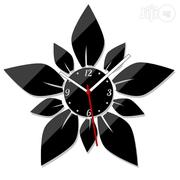 LEAVES DESIGN 3D ACRYLIC WALL CLOCK MX099-1 | Home Accessories for sale in Alimosho