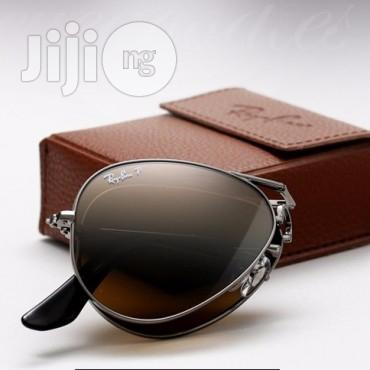 Ray Ban Folding Aviator