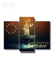 Saved by Grace Design Canvas Wall Art CP024 3 Piece | Arts and Crafts for sale in Alimosho