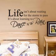 DANCE IN THE RAIN 3D WALL STICKERS | Home Accessories for sale in Alimosho