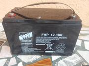 Deep Cycle Batteries 100 Amp 200 Amp | Solar Energy for sale in Edo