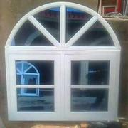 Aluminum Casement Window Wit Fixed Arc | Building and Trades Services for sale in Alimosho