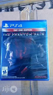 PS4 Phantom Pain | Video Games for sale in Edo