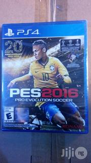 Ps4 PES16 | Video Games for sale in Edo
