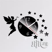 Fairy Wishes 3D Acrylic Wall Clock Mx021 DIY | Home Accessories for sale in Alimosho