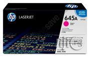 Magenta Toner Cartridges For The HP Colour Laserjet 5500 Printer | Computer Accessories  for sale in Ayobo/Ipaja