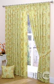 Yellow Curtains By Amazing Grace | Home Accessories for sale in Alimosho