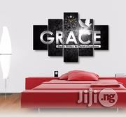 GRACE CANVAS WALL ART CP031 5piece | Arts and Crafts for sale in Alimosho
