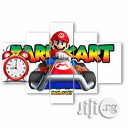 MARIO CANVAS WALL ART CP003 5piece | Arts and Crafts for sale in Alimosho