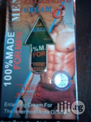 Men Enlarging Cream | Sexual Wellness for sale in Igando/Ikotun