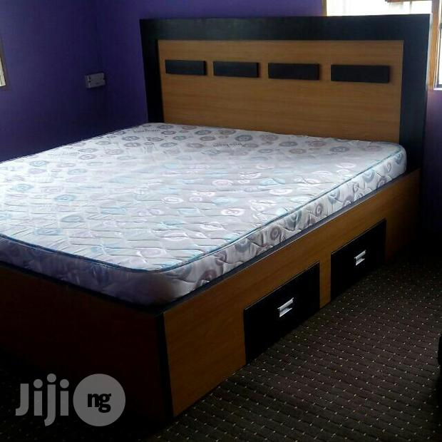 6ft X 6ft Bed Frame For Sale In Lagos Mainland Buy Furniture From Amfurniture On