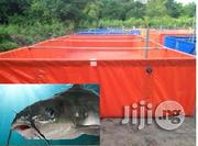 Tarpaulin Suit For Mobile Fish Pond(10x12x4 Feet) For 1000 Catfish | Agriculture and Foodstuff for sale in Edo