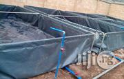 Quality Tarpaulin Fish Pond, 5436 Liters, 400 Catfish | Commercial Equipment and Tools for sale in Edo