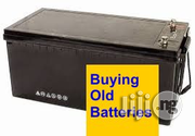 Condemned Inverter Battery In Aba | Other Services for sale in Abia
