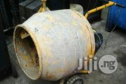 Electric Concrete Mixer | Heavy Equipments for sale in Alimosho