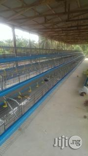 Poultry Farmer's Battery Cage For Layers | Pet's Accessories for sale in Oshodi