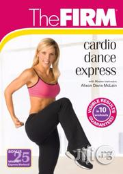 The Firm Cardio Dance Express Workout DVD | CDs and DVDs for sale in Lagos
