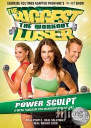 The Biggest Loser Power Sculpt Workout DVD | CDs and DVDs for sale in Lagos