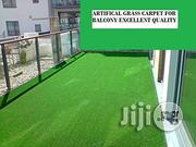 Design Your Balcony With Pure Green Grass Rugs | Garden for sale in Lagos