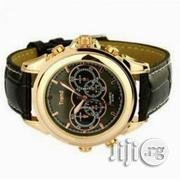 Waterproof MP3 Spy Leather Strap Watch | Watches for sale in Ikeja