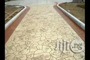 Concrete Stamping Designs   Landscaping and Gardening services for sale in Ajeromi-Ifelodun