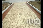 Perfect Concrete Stamp Design   Landscaping and Gardening services for sale in Ibadan Central