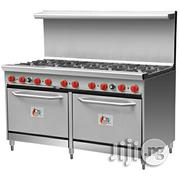 Heavy Duty Gas Cooker Ranger 12burner | Commercial Equipment and Tools for sale in Akwa Ibom
