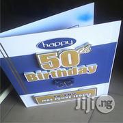 Customized Handmade Birthday Card   Arts and Crafts for sale in Lokoja