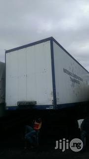 Tokunbo Forty Feet Flat Bed With Container Body | Heavy Equipments for sale in Apapa