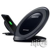 Samsung Fast Charge Wireless Charging Stand - S7, S7 Edge, Note 5 & S6 | Accessories for Mobile Phones and Tablets for sale in Lagos