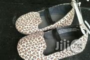 Leopard Skin Pattern Shoe | Children's Shoes for sale in Lagos Mainland