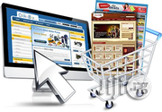 Get Free E-commerce Website | Computer and IT Services for sale in Lagos