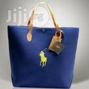 Polo Ralph Bag Blue | Bags for sale in Ikoyi