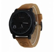 Curren Waterproof Unisex Military Leather Watch | Watches for sale in Ikorodu