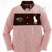 Polo Ralph Shirt Men | Clothing for sale in Ikoyi
