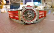 Hublot Watch Red Strap | Watches for sale in Ikoyi