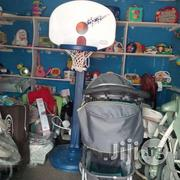 Little tikes 5 height adjustable basketball hoop/ set for 10,000 naira | Toys for sale in Ikorodu