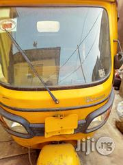 Fairly Used Keke Marwa 2015 Yellow (Tvs) For Sale   Motorcycles & Scooters for sale in Lagos State, Ikotun/Igando