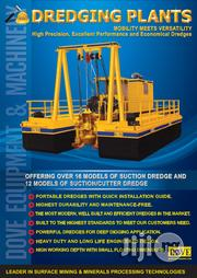 DREDGING PLANTS | Other Services for sale in Alimosho