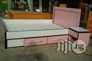 Children Bed With Side Cabinet | Children's Furniture for sale in Lekki