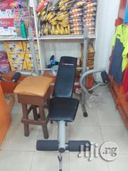 American Fitness Weight Lifting Bench | Sports Equipment for sale in Apapa-Iganmu