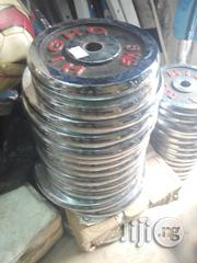 Imported Barbell Plates | Sports Equipment for sale in Lagos Mainland