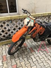 KTM 2009 Orange   Motorcycles & Scooters for sale in Lagos State, Lekki Phase 1