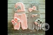 Crochet Baby Set | Babies and Kids Accessories for sale in Alimosho
