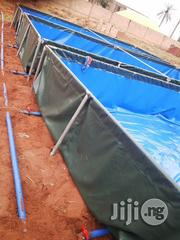 Tarpaulin Fish Ponds For Modern Fish Farming, 11326 Liters, 850catfish | Agriculture and Foodstuff for sale in Edo
