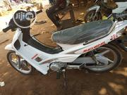 Jincheng JC110-T9 2015 White   Motorcycles & Scooters for sale in Lagos State, Mushin