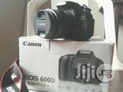 EOS Canon 600D UK Used | Cameras, Video Cameras and Accessories for sale in Ikorodu