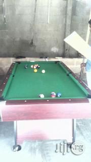 Brown Snooker Table | Sports Equipment for sale in Amuwo Odofin