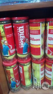 Original 3 In 1 Wilson Lawn Tennis Ball | Sports Equipment for sale in Amuwo Odofin